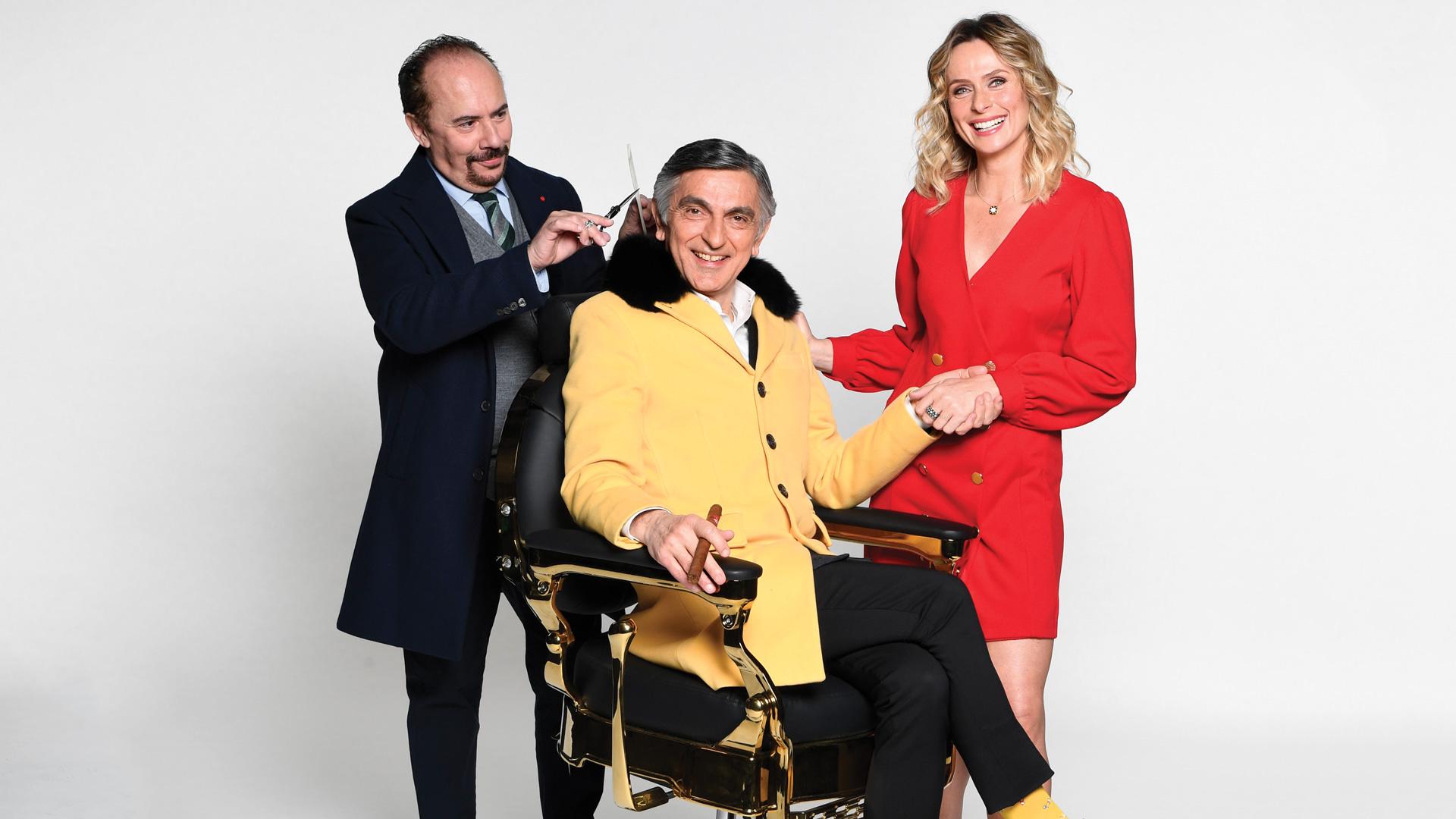 CON TUTTO IL CUORE, il nuovo film di Vincenzo Salemme