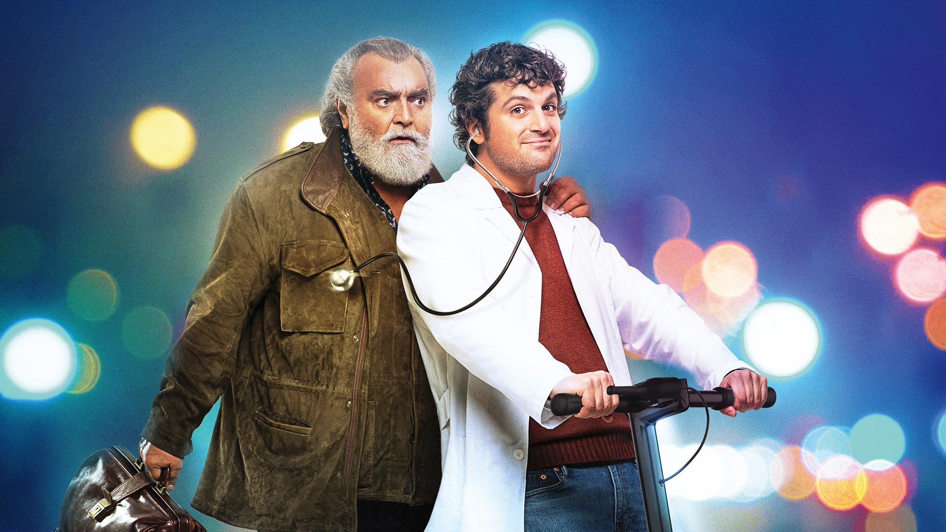 la nuova commedia diretta da Guido Chiesa e con protagonista un'inedita e strana coppia: Diego Abatantuono e Frank Matano